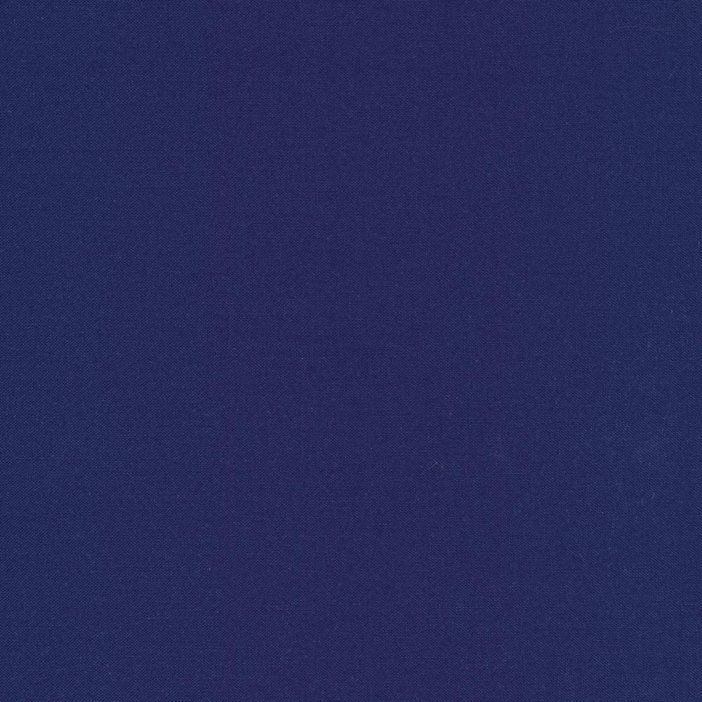 Kona Cotton Solids K001-1218 Marine by Robert Kaufman Fabrics   Shabby Fabrics