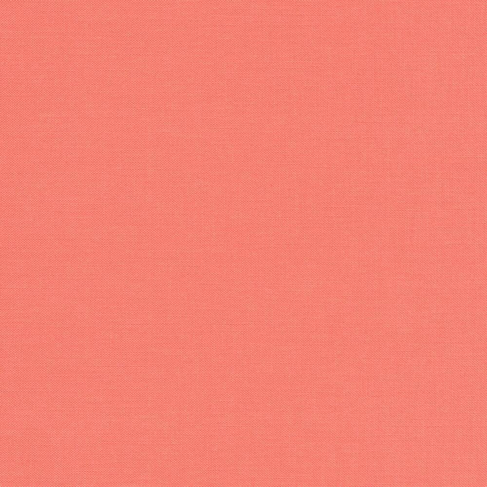 Kona Cotton Solids K001-1228 Melon by Robert Kaufman Fabrics