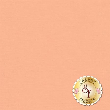 Kona Cotton Solids K001-1281 Peach by Robert Kaufman Fabrics