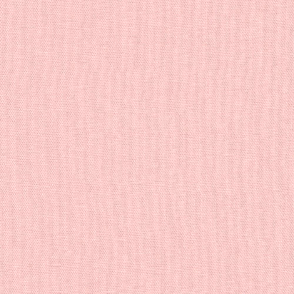Kona Cotton Solids K001-1291 Pink by Robert Kaufman Fabrics