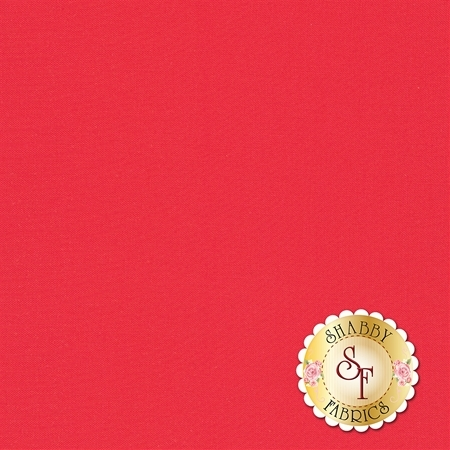 Kona Cotton Solids K001-1384 Watermelon by Robert Kaufman Fabrics