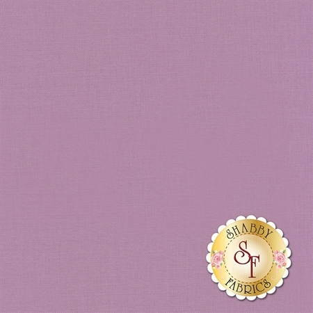 Kona Cotton Solids K001-1392 Wisteria by Robert Kaufman Fabrics- REM #1