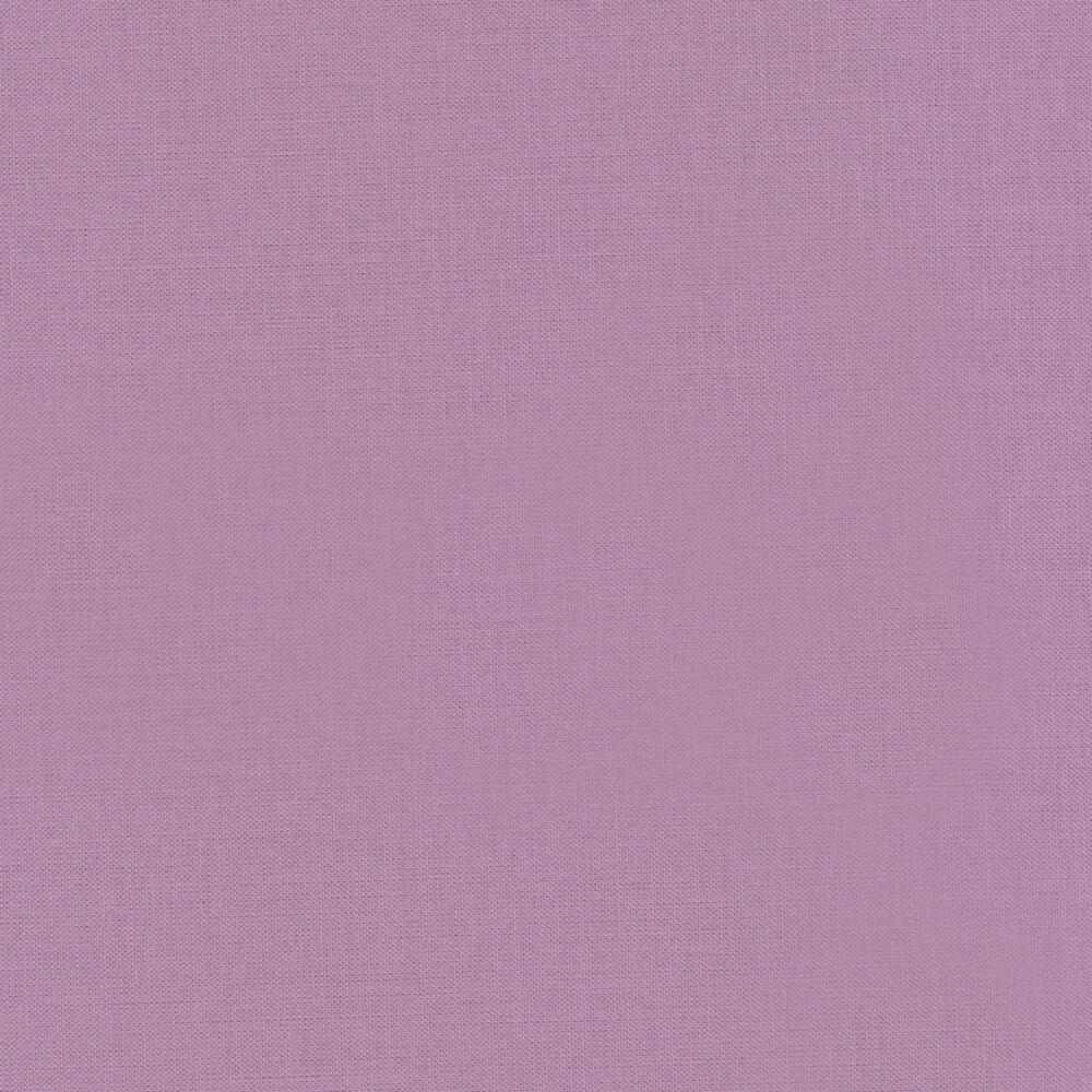Kona Cotton Solids K001-1392 Wisteria by Robert Kaufman Fabrics
