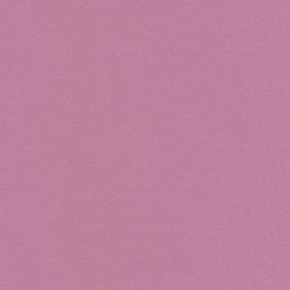 Kona Cotton Solids K001-1484 Lupine by Robert Kaufman Fabrics