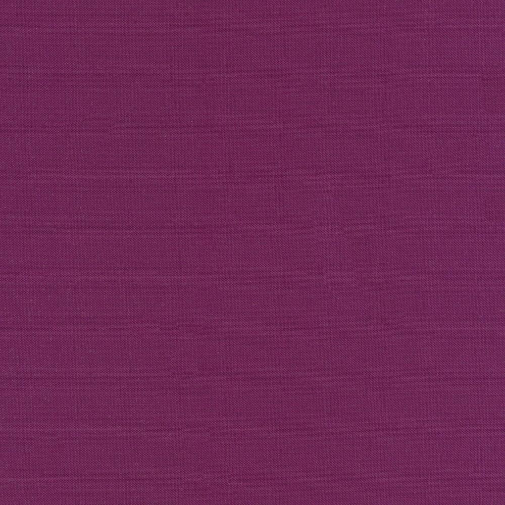 Kona Cotton Solids K001-1485 Dark Violet by Robert Kaufman Fabrics