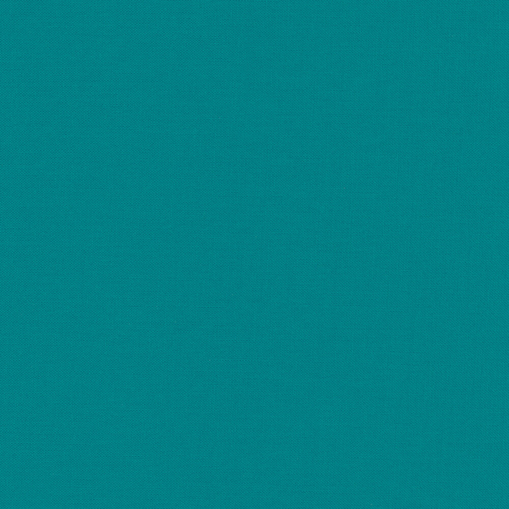 Kona Cotton Solids K001-151 Cyan by Robert Kaufman Fabrics | Shabby Fabrics