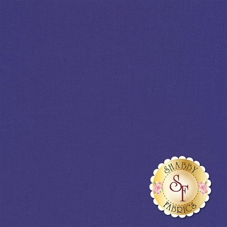 Kona Cotton Solids K001-1541 Deep Blue by Robert Kaufman Fabrics