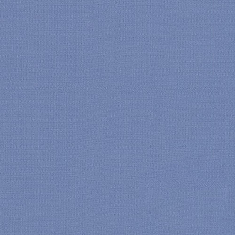 Kona Cotton Solids K001-196 Blue Jay by Robert Kaufman Fabrics   Shabby Fabrics