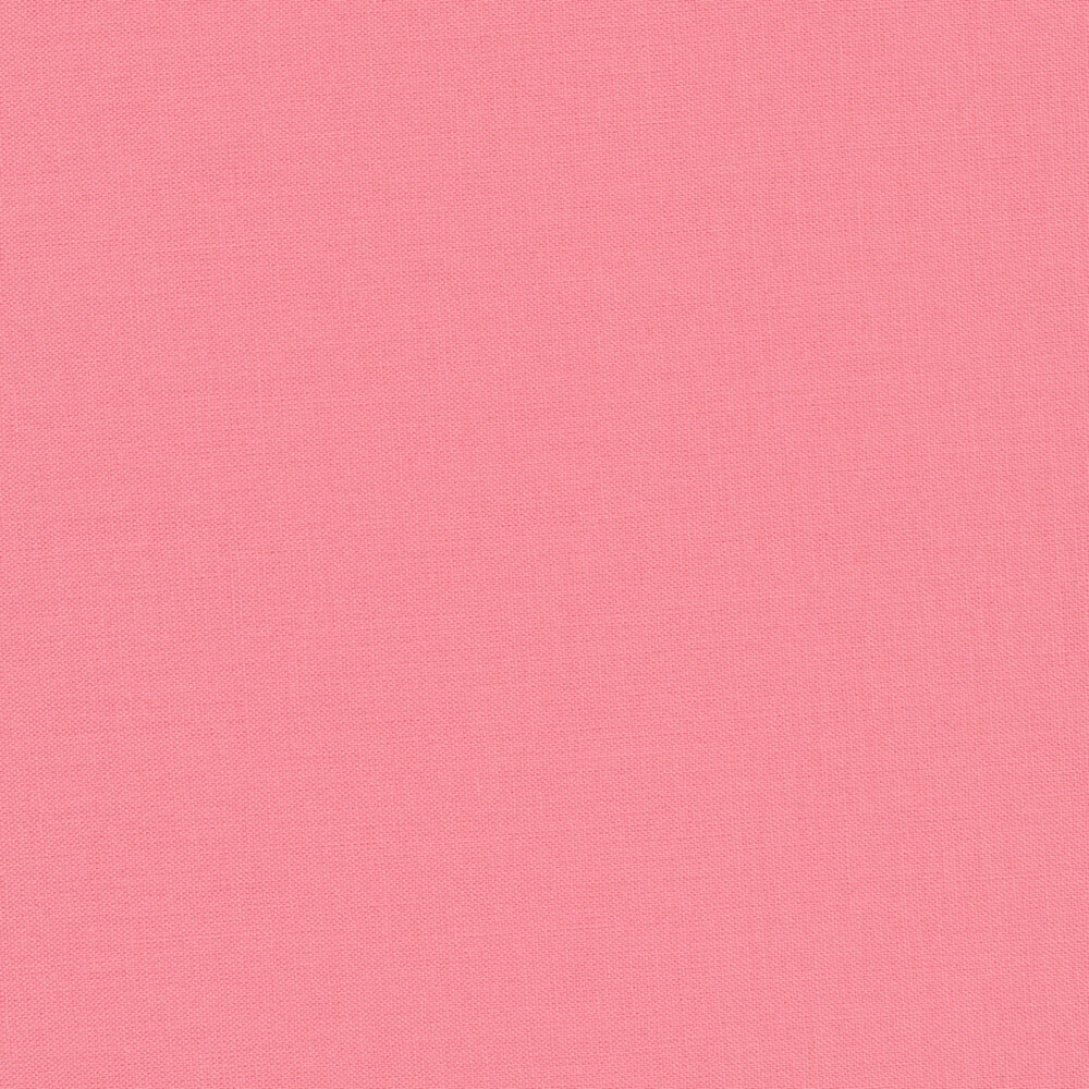 Solid pink fabric