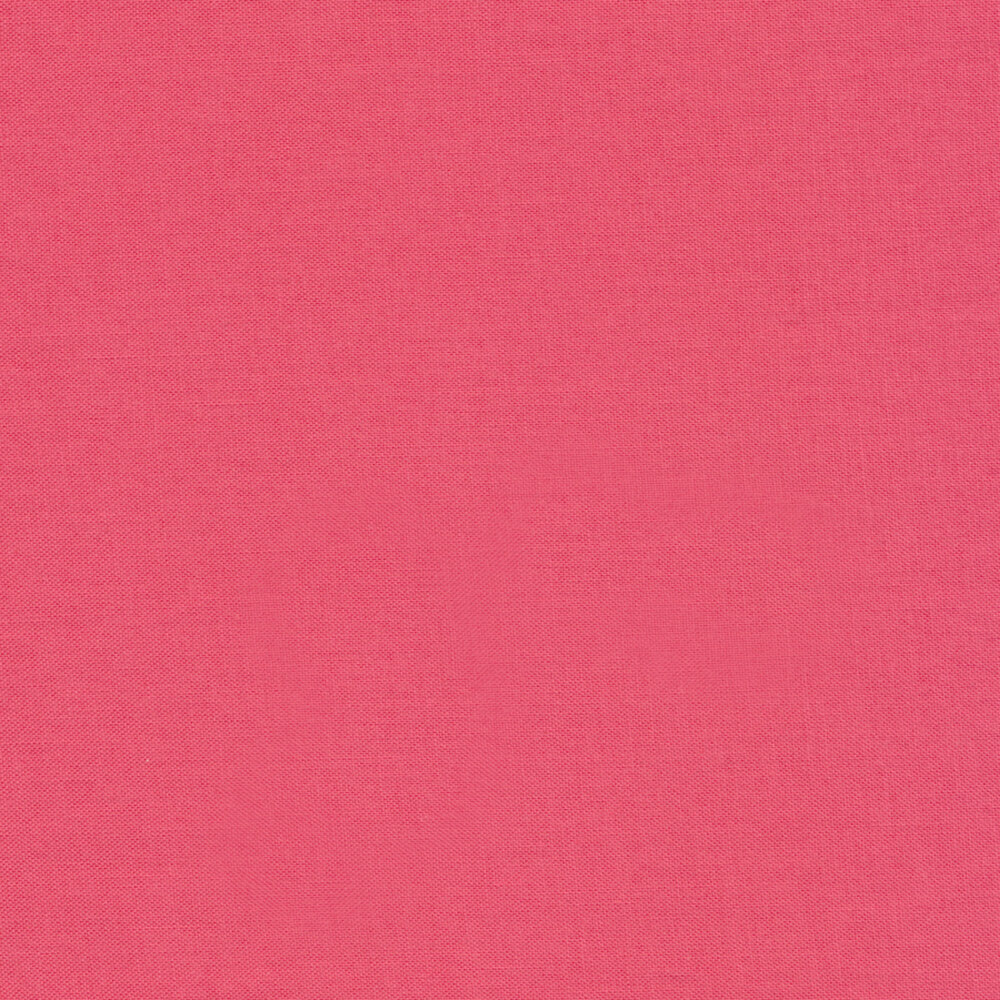 Kona Cotton Solids K001-419 Azalea by Robert Kaufman Fabrics