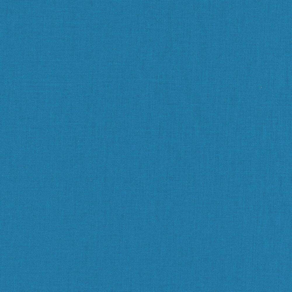 Kona Cotton Solids K001-494 Malibu by Robert Kaufman Fabrics
