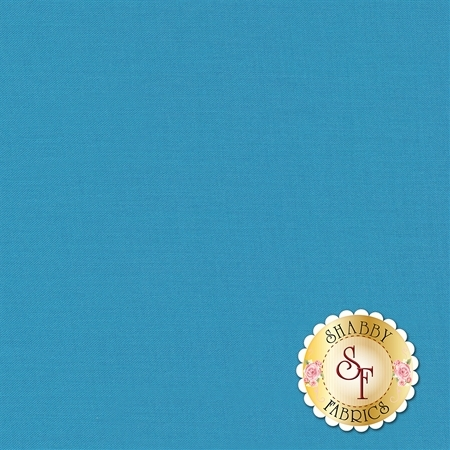 Kona Cotton Solids K001-864 Paris Blue by Robert Kaufman Fabrics