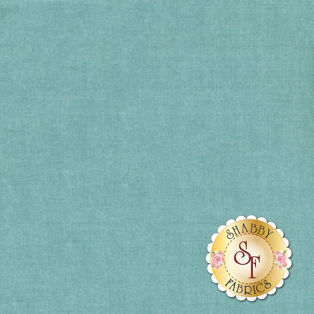 A textured light teal fabric | Shabby Fabrics
