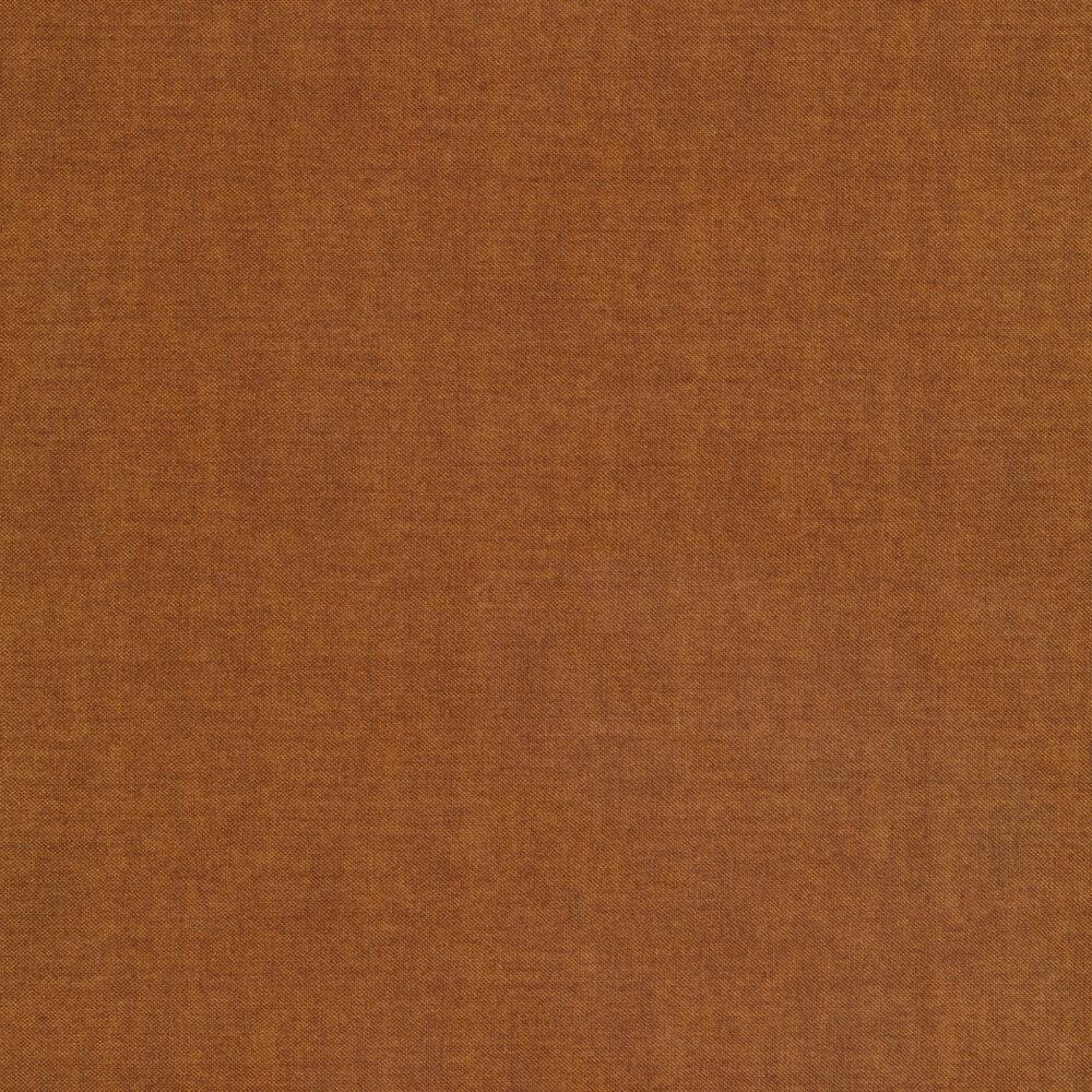 A warm brown textured fabric | Shabby Fabrics