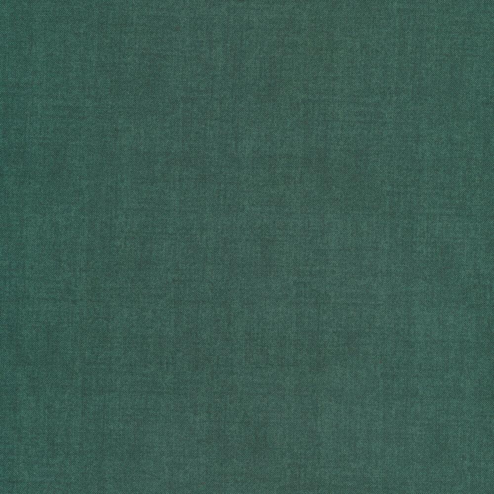A textured teal fabric | Shabby Fabrics