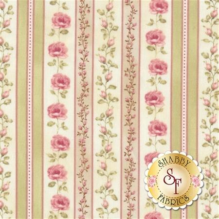 Le Jardin Parisien SRK-16443-10 Pink by Robert Kaufman Fabrics