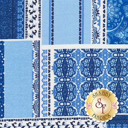 Let Freedom Ring 9946-70 by First Blush Studio for Henry Glass Fabrics