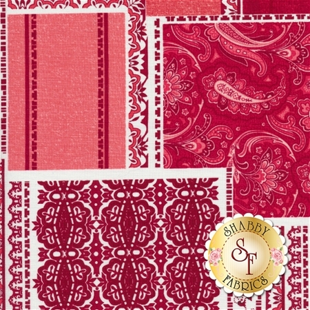 Let Freedom Ring 9946-80 by First Blush Studio for Henry Glass Fabrics