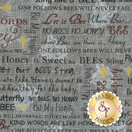 Let It Bee 61380-85 by Exclusively Quilters