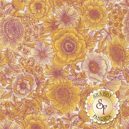 Liberty Garden 1704-28 by Benartex Fabrics- REM