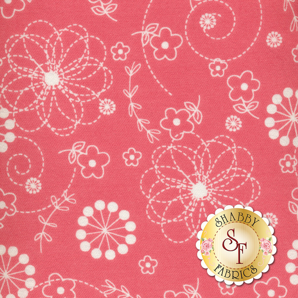 Lil Sprout Flannel Too F8229-C by Maywood Studio