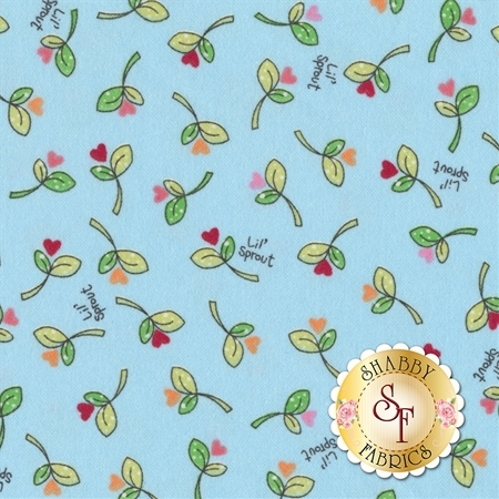 Lil Sprout Flannel Too F8232-B by Maywood Studio