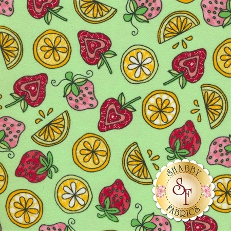 Lil Sprout Flannel Too F8234-G by Maywood Studio