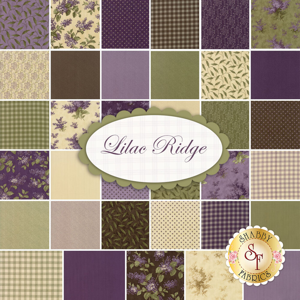 Lilac Ridge  Yardage by Moda Fabrics