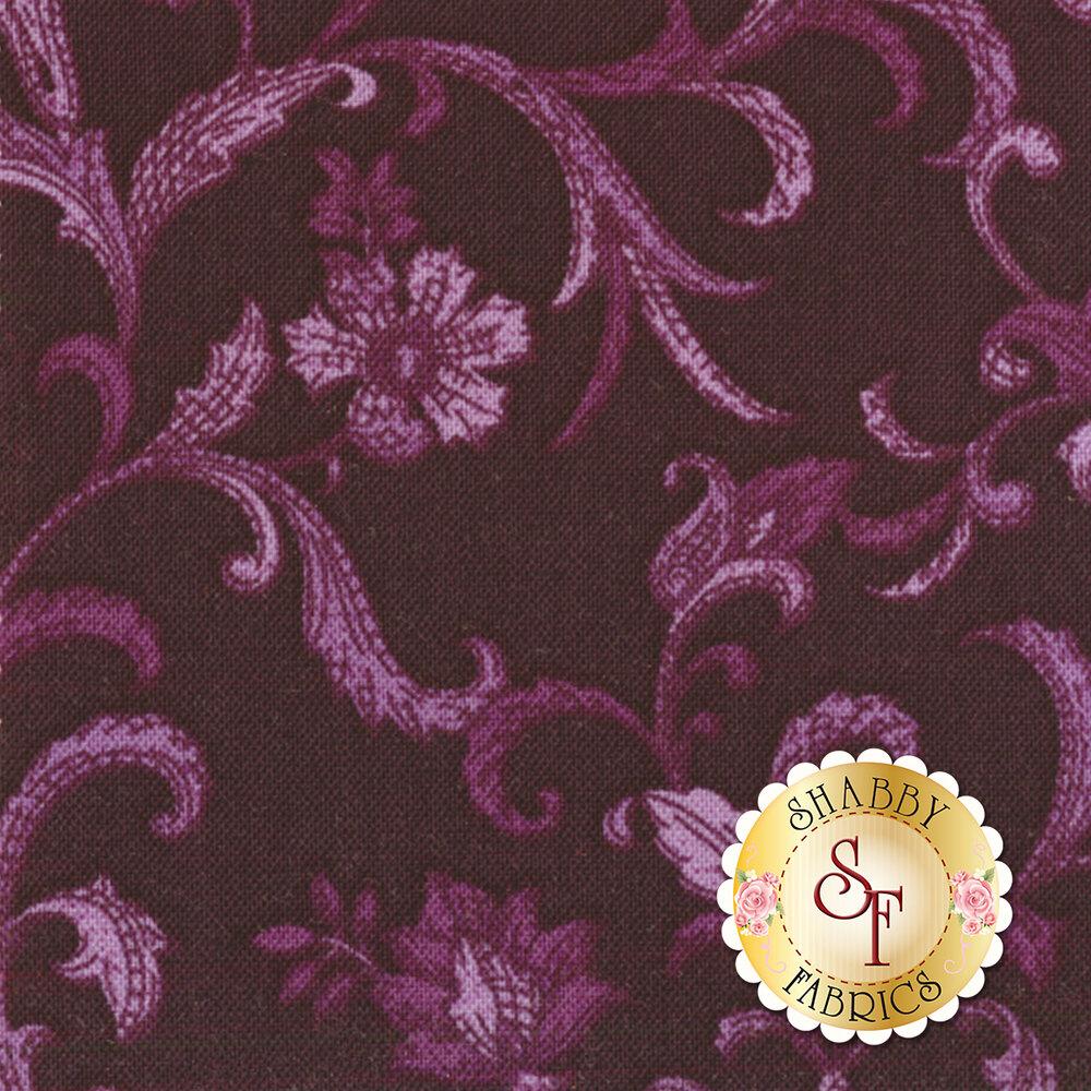 Lilacs in Bloom 5484-60 for Benartex Fabrics