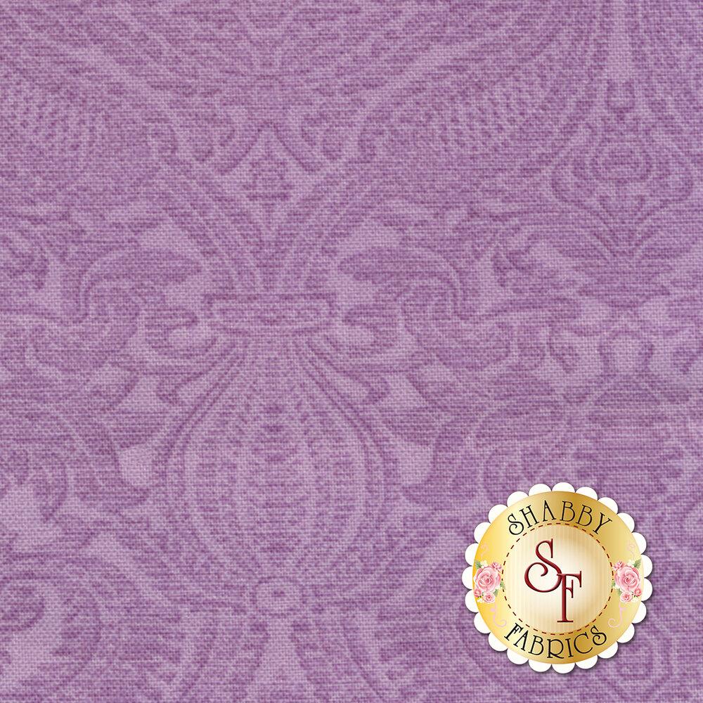 Lilacs in Bloom 5486-66 for Benartex Fabrics