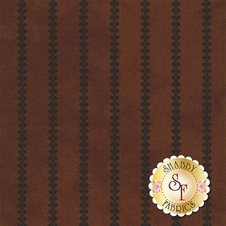 Little Gatherings II 1184-17 Walnut by Primitive Gatherings for Moda Fabrics