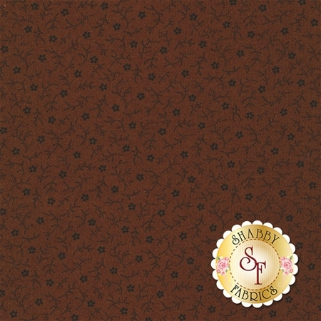 Little Gatherings II 1186-17 Walnut by Primitive Gatherings for Moda Fabrics