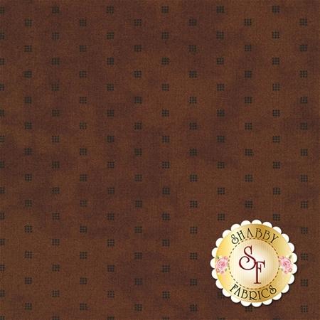 Little Gatherings II 1187-17 Walnut Raven by Primitive Gatherings for Moda Fabrics