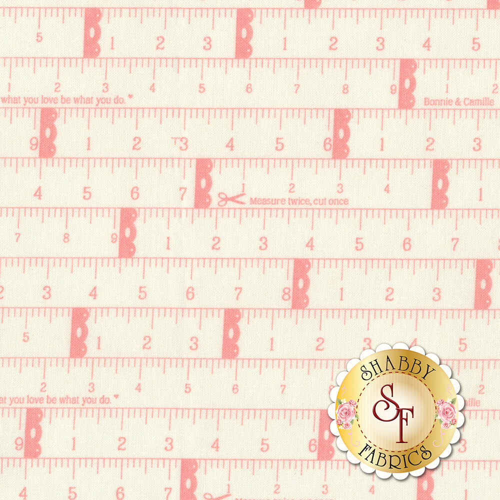 Little Snippets 55181-13 by Bonnie & Camille for Moda Fabrics available at Shabby Fabrics