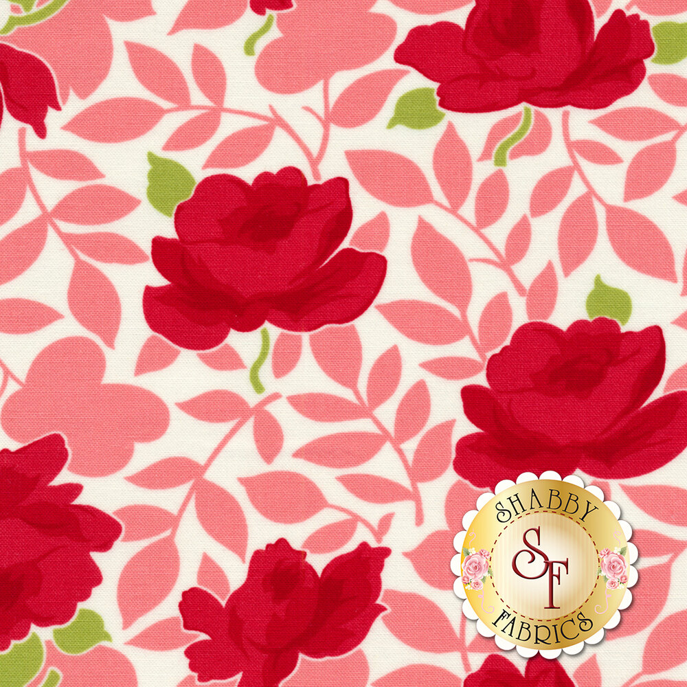 Little Snippets 55180-13 by Bonnie & Camille for Moda Fabrics available at Shabby Fabrics