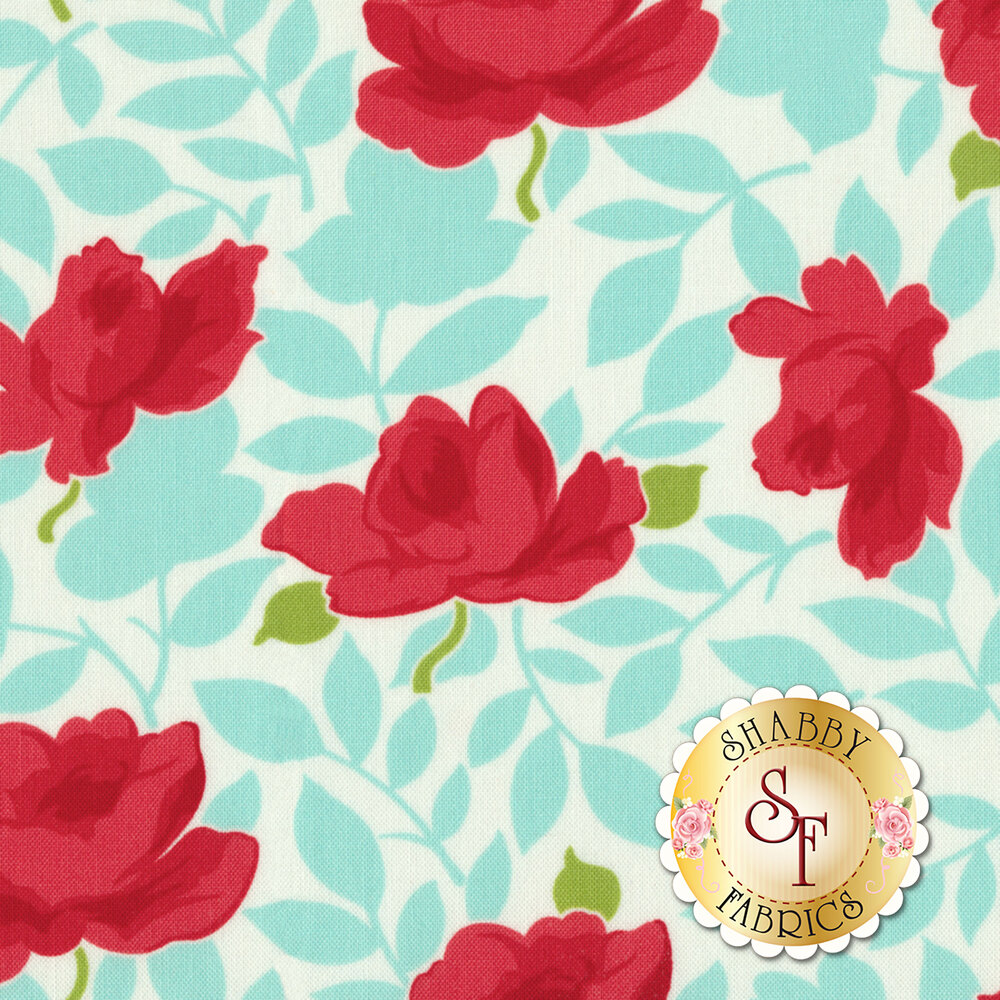 Little Snippets 55180-12 by Bonnie & Camille for Moda Fabrics available at Shabby Fabrics