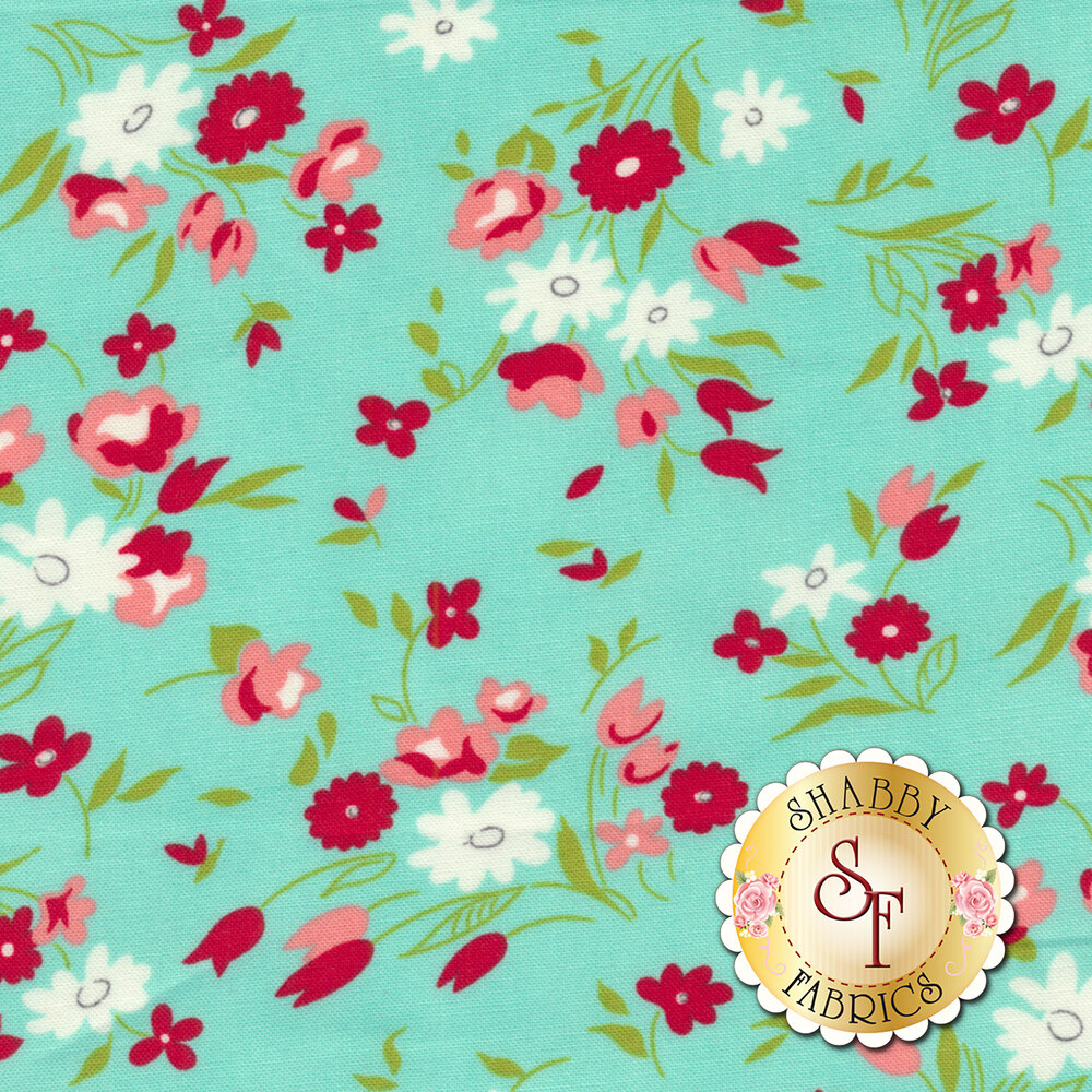 Little Snippets 55182-12 by Bonnie & Camille for Moda Fabrics available at Shabby Fabrics