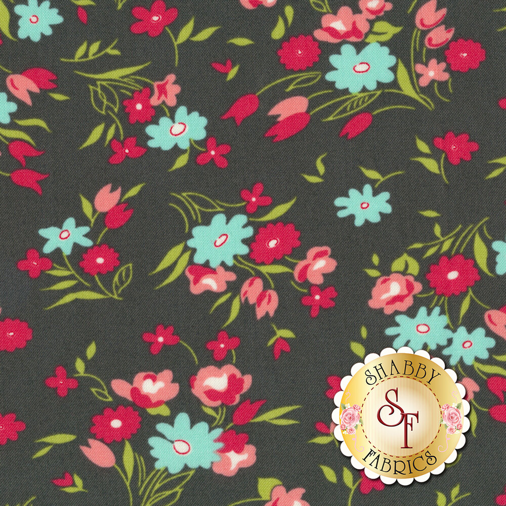 Little Snippets 55182-16 by Bonnie & Camille for Moda Fabrics available at Shabby Fabrics