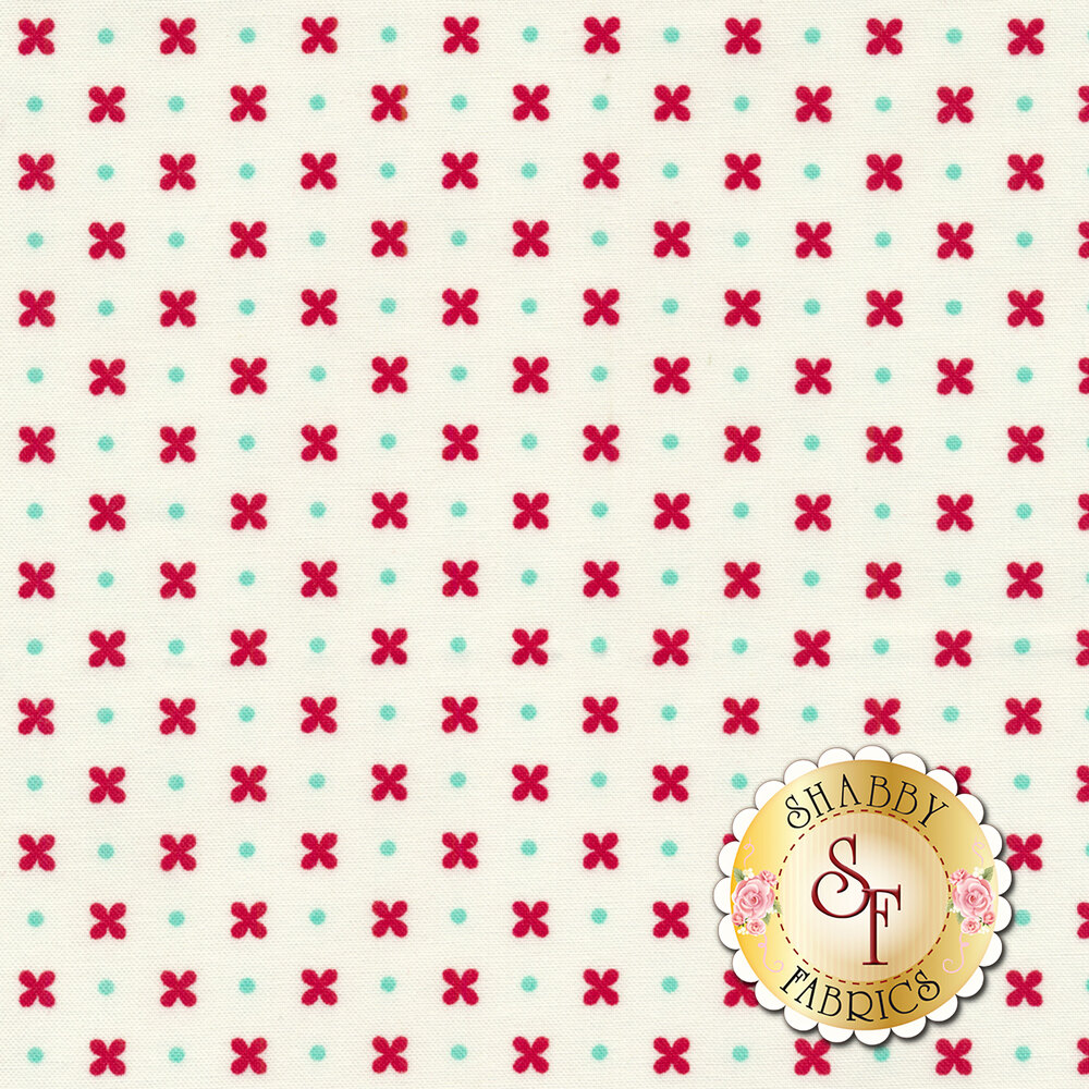 Little Snippets 55183-15 by Bonnie & Camille for Moda Fabrics available at Shabby Fabrics