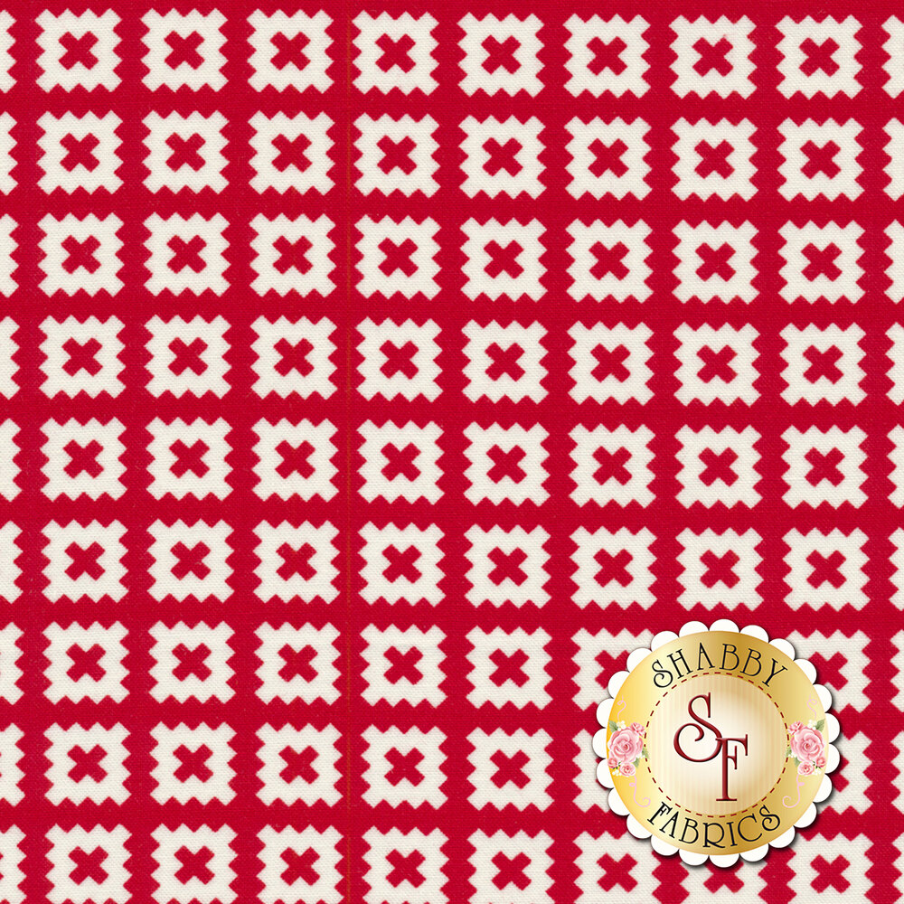 Little Snippets 55184-11 by Bonnie & Camille for Moda Fabrics available at Shabby Fabrics