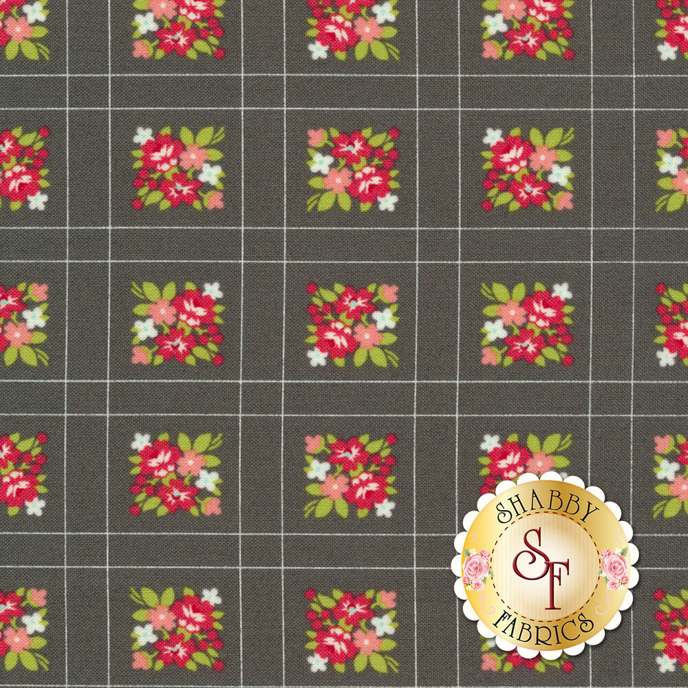 Little Snippets 55187-16 by Bonnie & Camille for Moda Fabrics available at Shabby Fabrics
