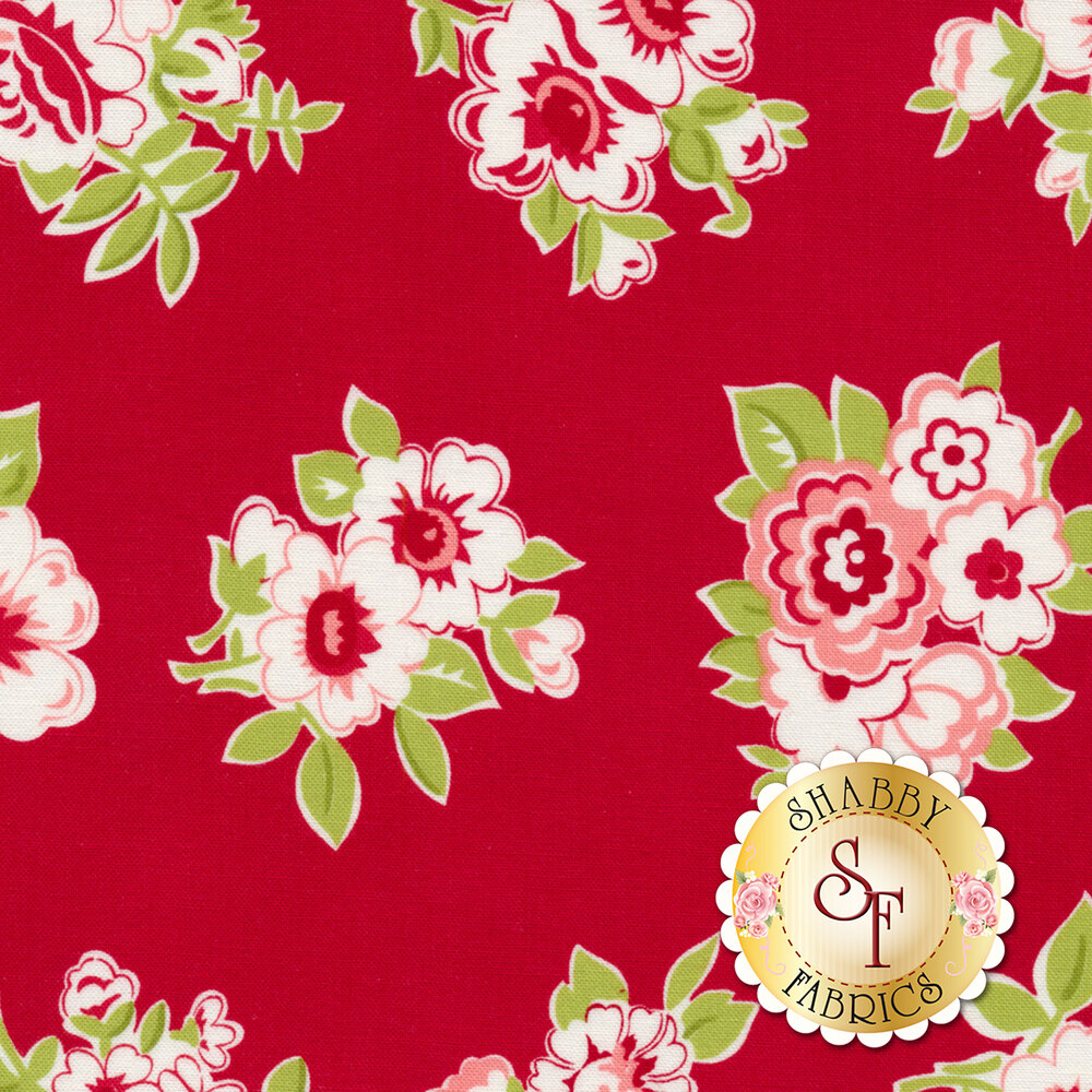 Little Snippets 55188-11 by Bonnie & Camille for Moda Fabrics available at Shabby Fabrics