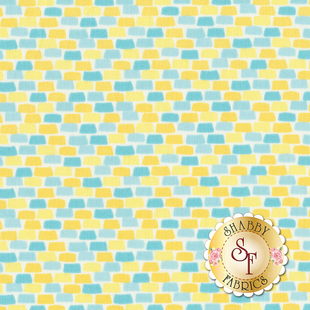 Little Sunshine 70443-751 Turtle Shell Multi by Wilmington Prints