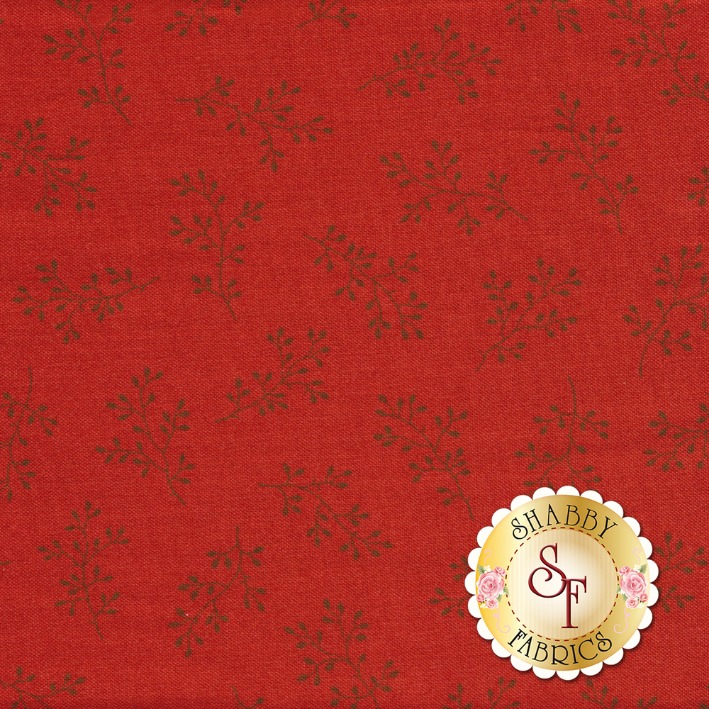Little Sweetheart 8511-R Rose Windswept by Edyta Sitar for Andover Fabrics