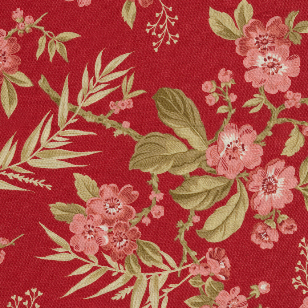 Little Sweetheart 8822-R by Edyta Sitar for Andover Fabrics