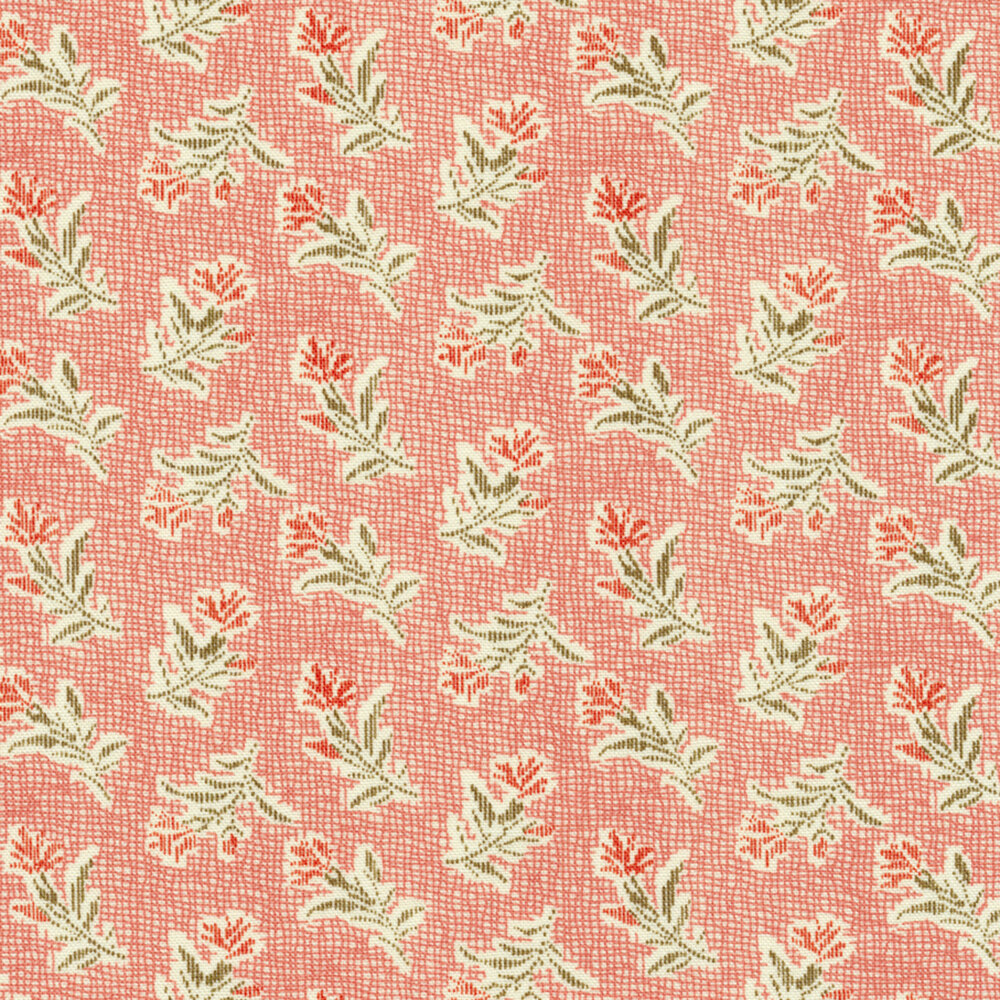Little Sweetheart 8826-E Blush Summer Field by Edyta Sitar for Andover Fabrics