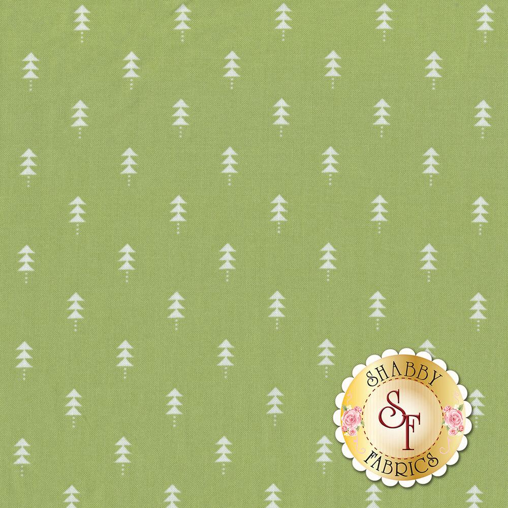 Little Tree 5094-12 Little Trees Pine by Lella Bountique for Moda Fabrics