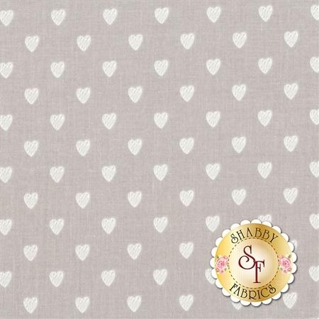 Love Story C7074-GRAY by Riley Blake Designs