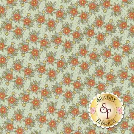 Lullaby Y1807-97 by Iron Orchid Designs for Clothworks Fabrics