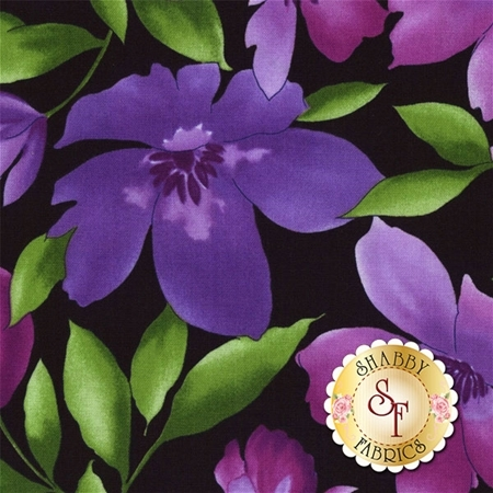 Catalina Ultra Violet 8400-JV by Marti Michell for Maywood Studio Fabrics